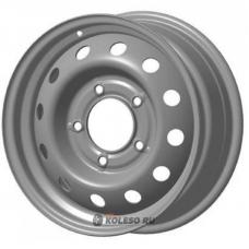 Штампованные колесные диски ТЗСК LADA 5.5x13 4x98 ET35 DIA58.6 Silver